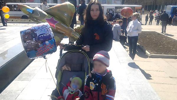 Ольга бросила детей года два назад