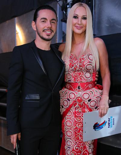 Тимур Родригес и Лера Кудрявцева