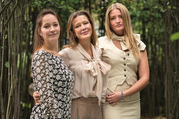 У Арины и Полины – дочерей Прокловой от разных браков – разница в возрасте больше 20 лет