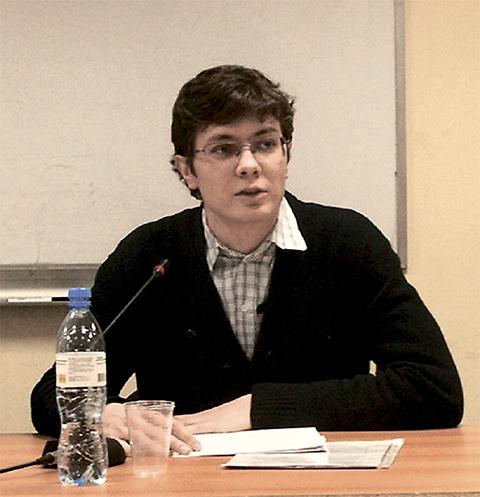 Владимир работает в университете шесть лет