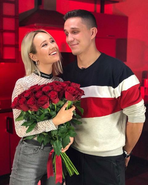 Поклонники считают, что Дима Масленников и Клава Кока давно встречаются