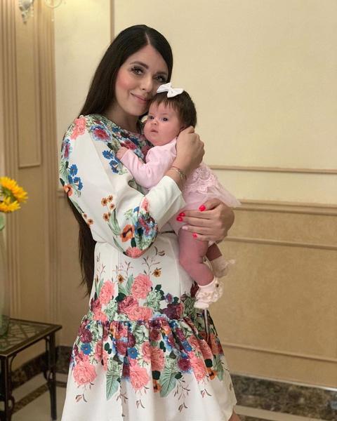 Ольга счастлива вновь стать матерью