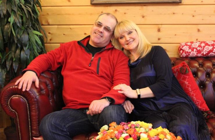 Маргарита Суханкина и Андрей Литягин были не только коллегами, но и супругами