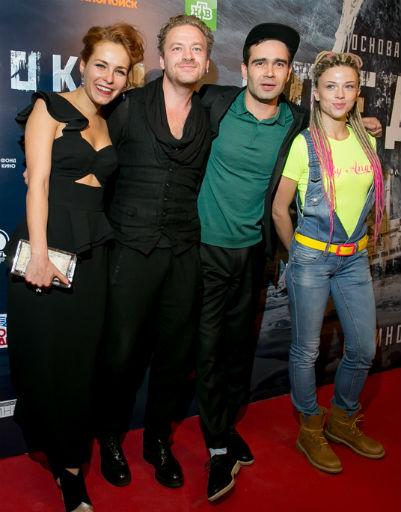 Актеры, принимавшие участие в съемках «Ледокола»
