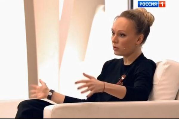 Ольга долгое время мечтала быть балериной