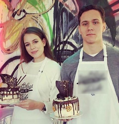 Никита и Маргарита Зайцевы