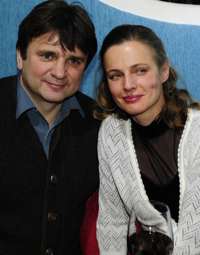 Тимур Кизяков с женой Еленой