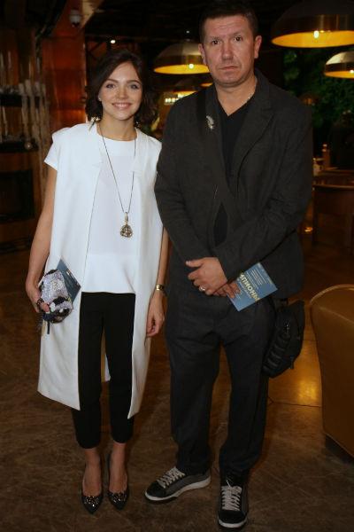 Сергей и Наталья сыграли свадьбу в Испании
