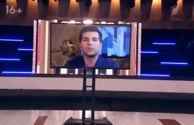Дмитрий Борисов провел эфир из дома