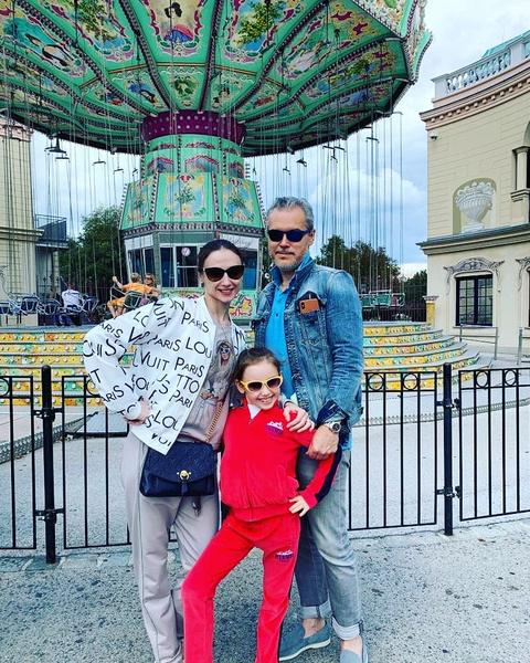 Дочь Захаровой уже одержала победу в нескольких престижных соревнованиях по художественной гимнастике