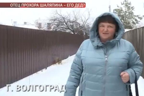 Елена Колесникова, мать Прохора Шаляпина