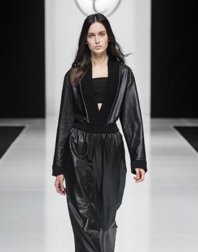 Черный - один из актуальных цветов будущего сезона