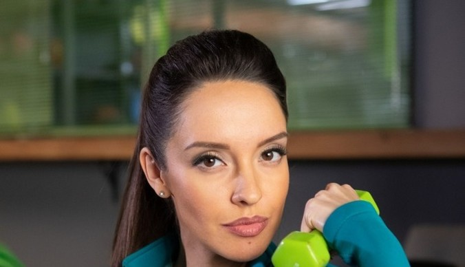 Звезда сериала «Фитнес» Татьяна Храмова снималась до 8 месяца беременности