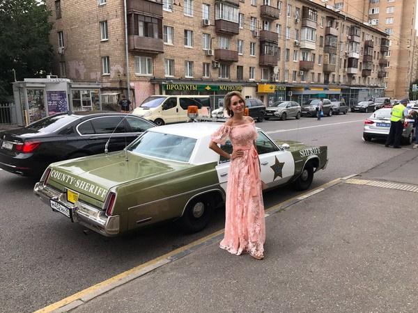 В клипе Анны Калашниковой можно будет увидеть редкие автомобили