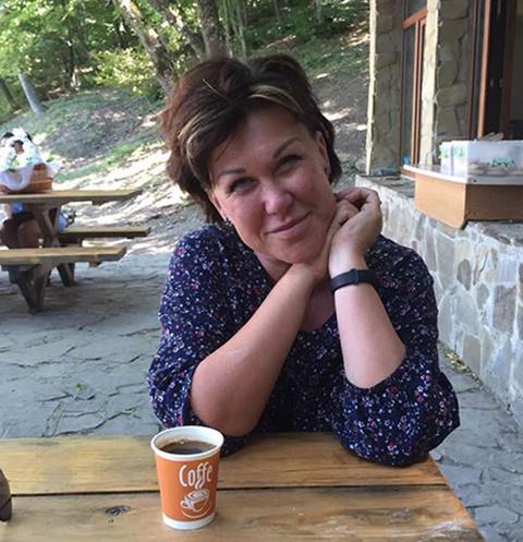 Стала известна причина смерти жены Андрея Норкина