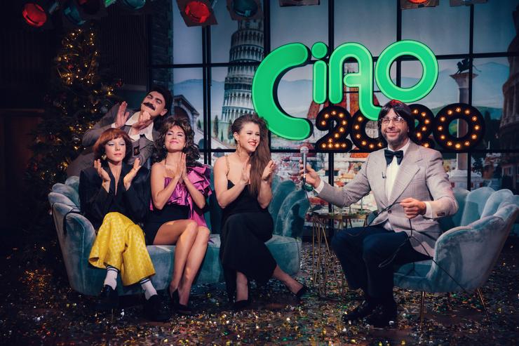 Это ретро-шоу свело итальянцев с ума