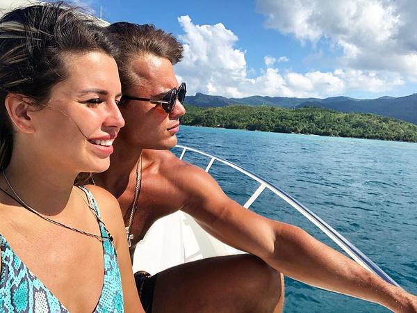 Леша и Майя начали встречаться более двух лет назад