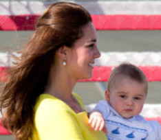Принц Георг не любит мыться