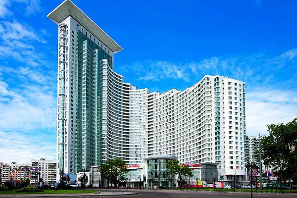 Анна Калашникова получила от любимого роскошную квартиру за 40 млн. рублей