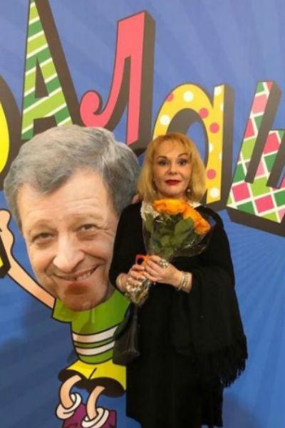 Ирина Цывина умерла в прошлом году