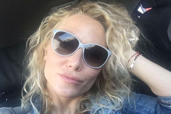 Екатерина Гордон после операции