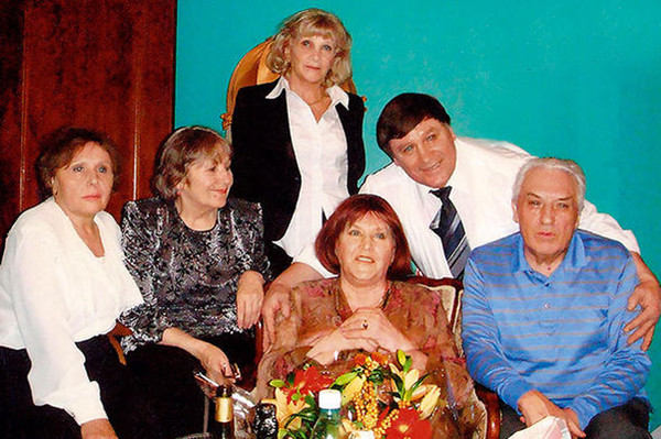 Умер брат Нонны Мордюковой
