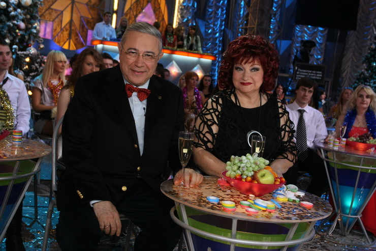 Елена Степаненко и Евгений Петросян прожили вместе около 30 лет