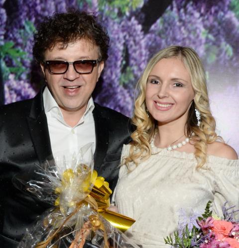 Роман и Елена Жуковы
