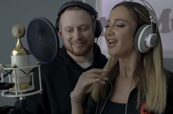 С Лешей Свиком Ольга записала общую песню