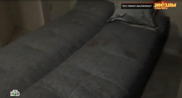 Вся квартира в крови: кадры с места гибели комика Александра Шаляпина