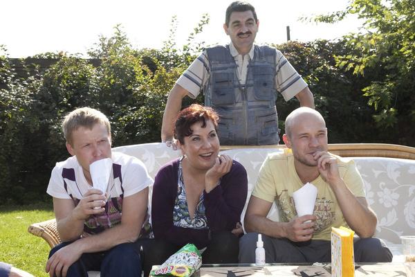 Марина Федункив в сериале «Реальные пацаны»