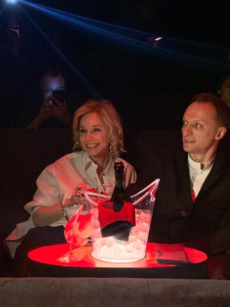Марина Зудина и Владимир Мишуков