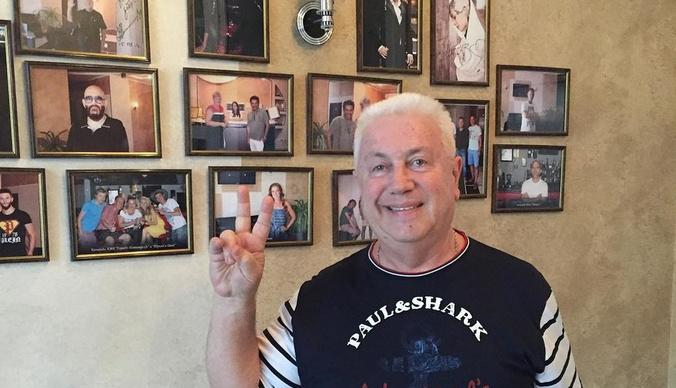 Владимир Винокур о страшном ДТП: «Меня разорвало, как цыпленка табака»