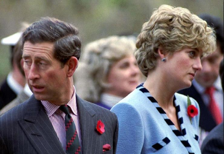 Принцесса Диана могла родить Гарри от другого мужчины