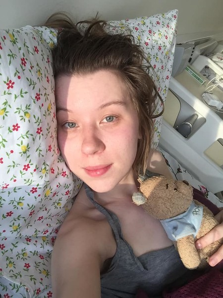 Несколько дней Маша не могла передвигаться самостоятельно из-за ужасной головной боли