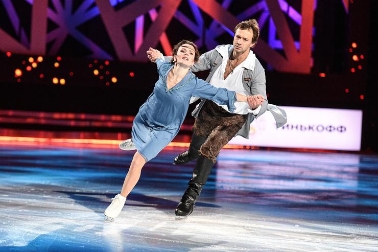Дмитрий Сычев и Мария Петрова