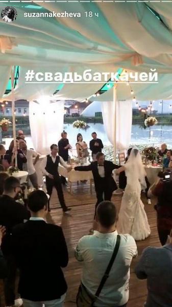 Свадьба Артема Ткаченко отгремела в Подмосковье