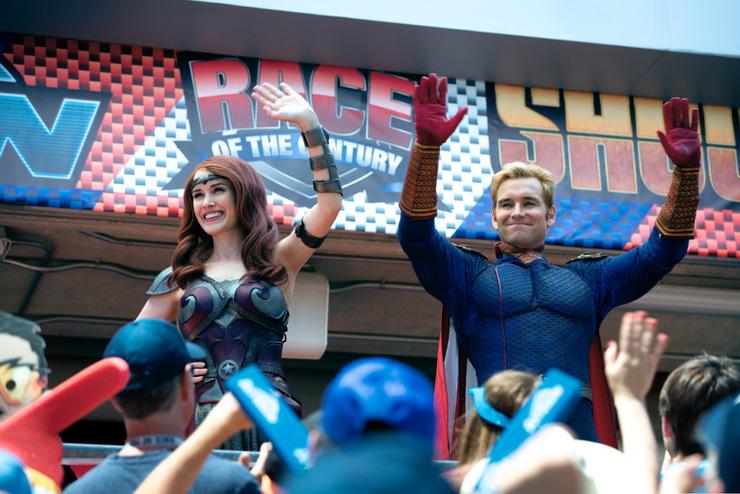 Сериал «Пацаны» стал хитом в США