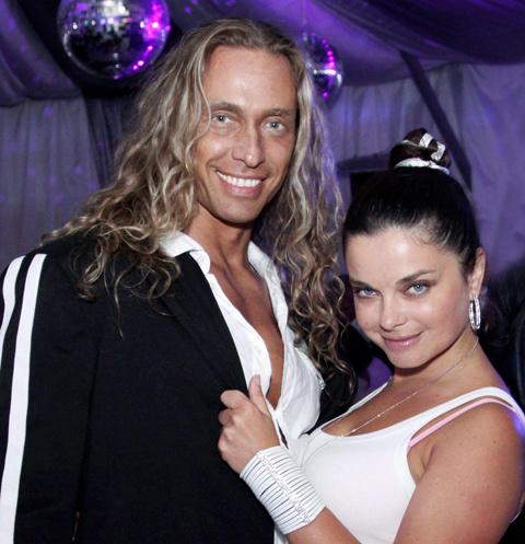 Наташа Королева и Сергей Глушко