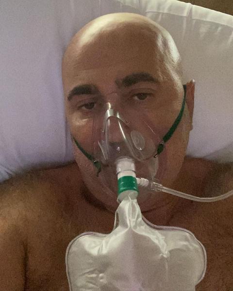Целую неделю Пригожин дышал кислородными баллонами.