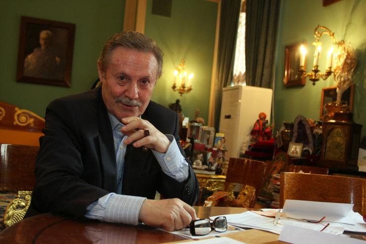 Соломин — художественный руководитель Малого театра