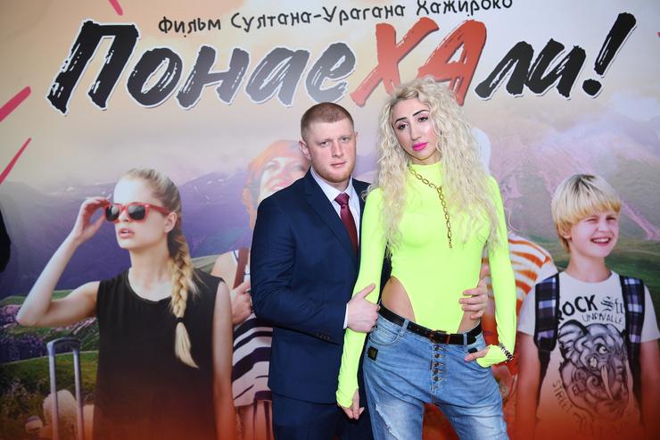 Лилия Абрамова похвасталась дерзким нарядом