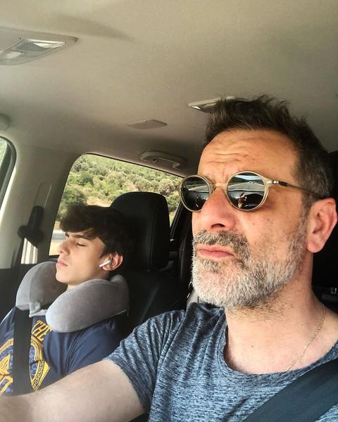 У актера есть сын от брака с Тюркан Дерье