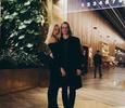 Алеся Кафельникова и Фараон встретились в Лондоне