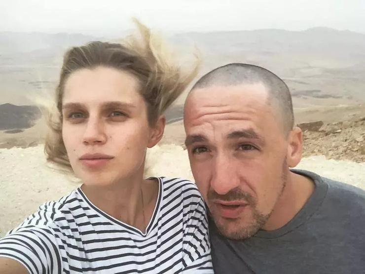 Мельникова и Смольянинов узаконили отношения в августе 2013-го