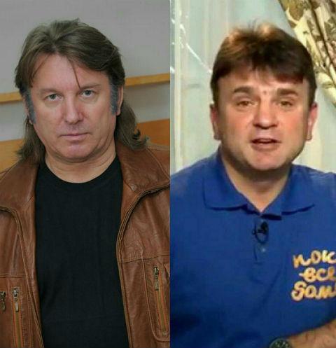 Юрий Лоза и Тимур Кизяков