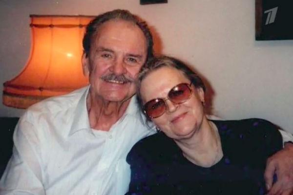 Яковлев с третьей женой Ириной прожил почти 50 лет