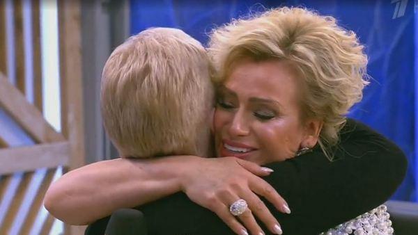 Наталия Гулькина встретилась с Серафимой Силаковой спустя 33 года