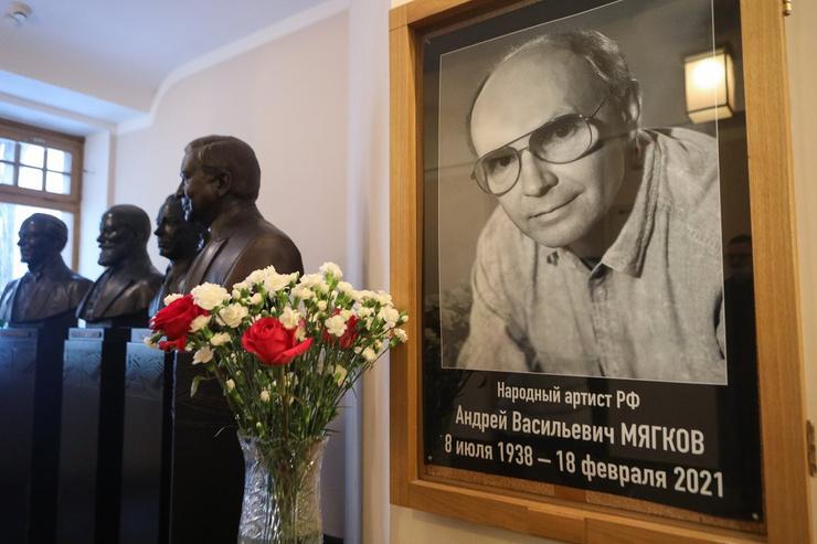 Мягков ушел из жизни в ночь на 18 февраля