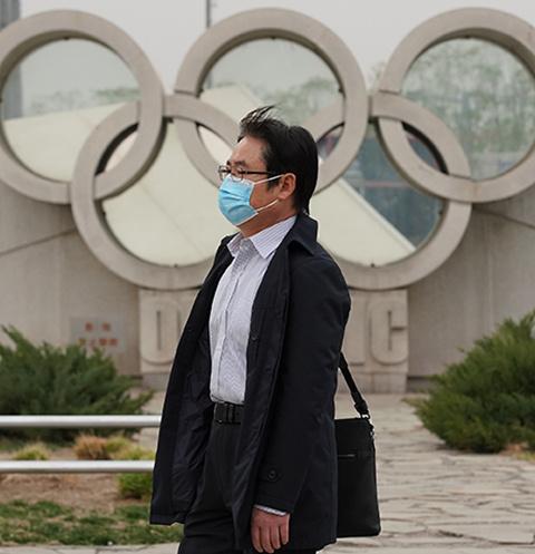 Олимпийские игры перенесли на год